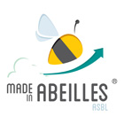 Logo Made In Abeilles ASBL