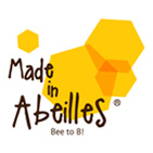 Logo Made In Abeilles Bee to B